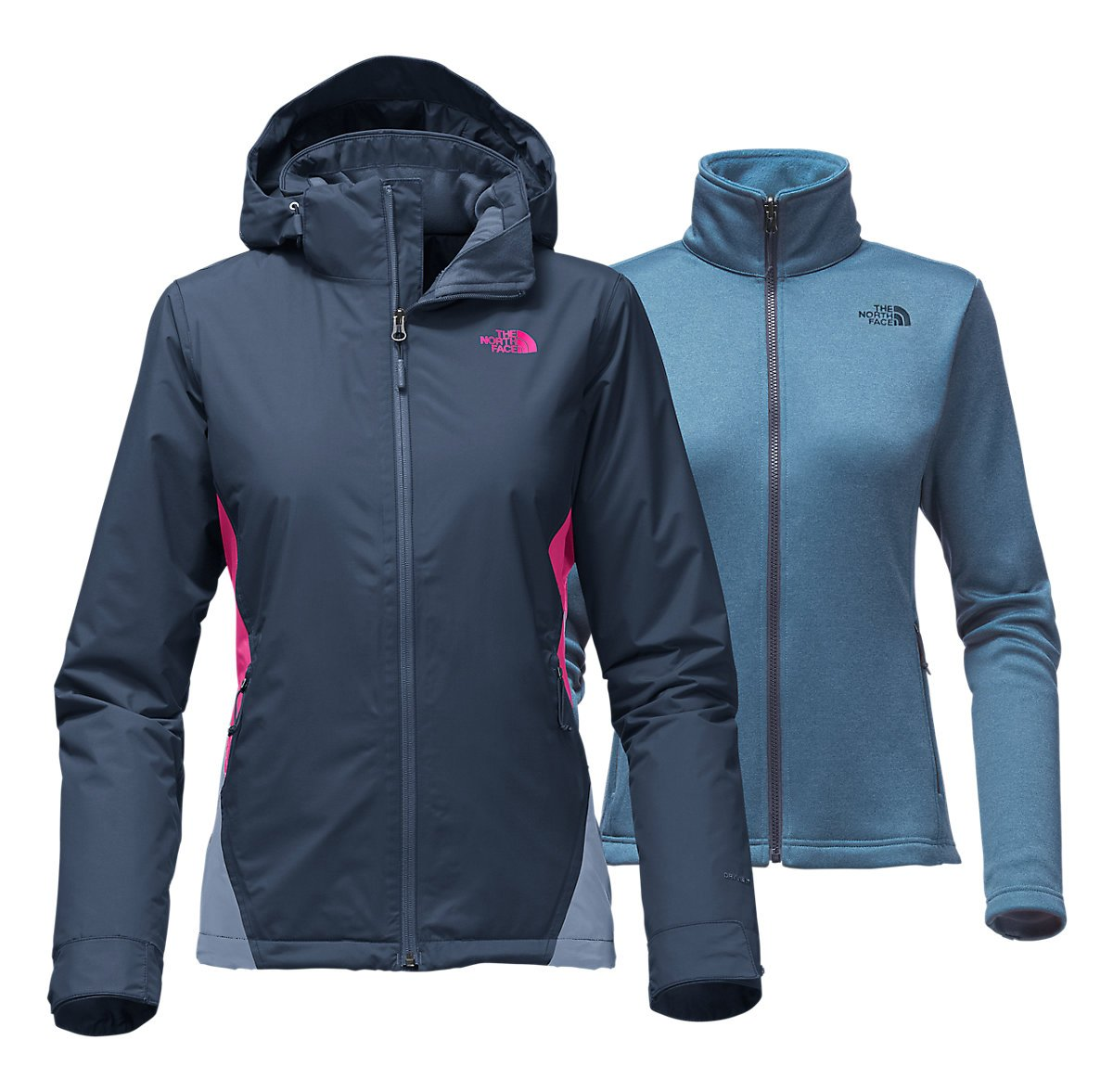 The North Face Whestridge Triclimate Jacket Womens Style: A35E4-40Q Size: L