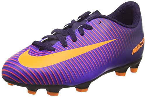 8e10a0ceacf Nike Unisex Adults' Mercurial Vortex Iii Fg Football Boots
