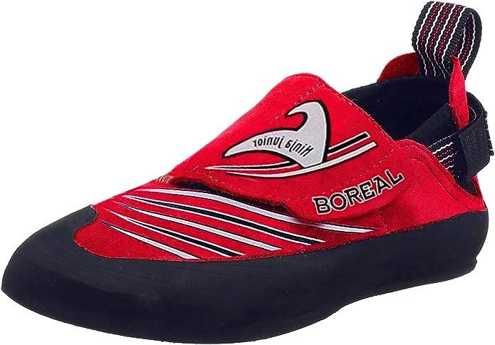 Boreal Ninja Jr, Zapatillas de Senderismo Unisex Adulto, Rojo ...