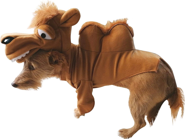 Disfraz de Camello FH02 Talla S para Perros, Disfraces de Carnaval ...