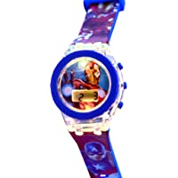 Sandbox Party Avengers Glowing LED Watch (Pack of 1)