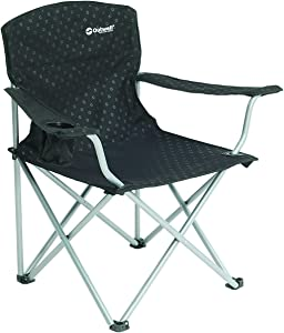 Outwell Unisex's Catamarca Chair, Black, One Size