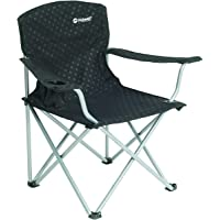 Outwell Catamarca stoel, polyester, zwart