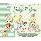 Babys 1st Yr Precious Moments Wall Calendar
