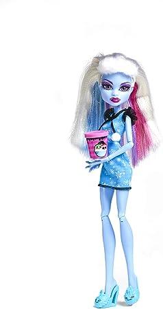 Amazon.es: Mattel X6917 Monster High - Muñeca Abbey: Juguetes y juegos