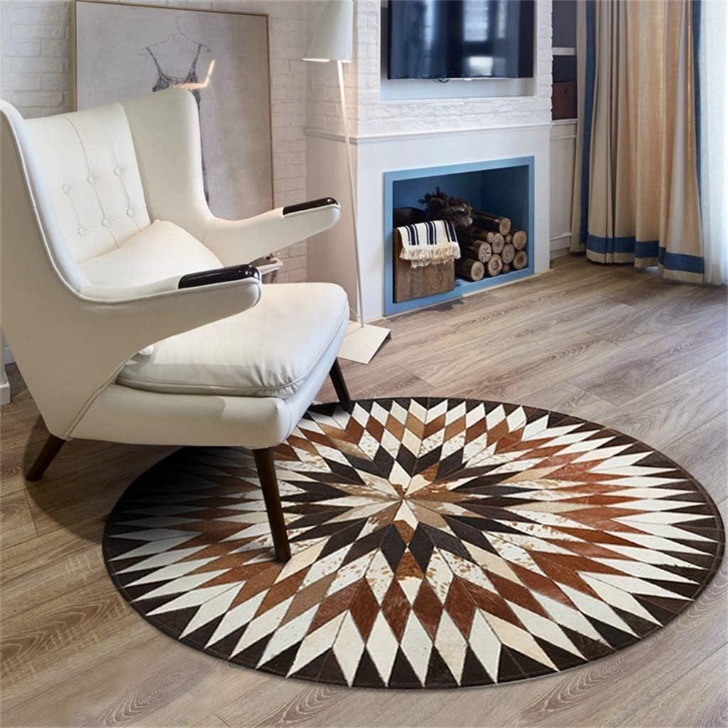Amazon.de: Premium Kuhfell Teppich  Home Office Wohnzimmer