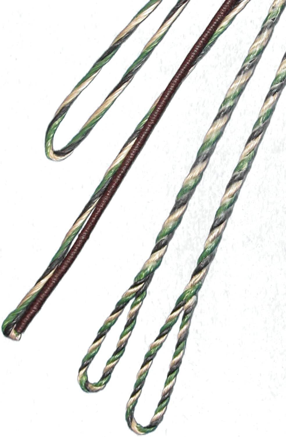 """63/"""" ACTUAL INCH LENGTH FASTFLIGHT FAST FLIGHT Recurve Bow String BOWSTRING 63"""
