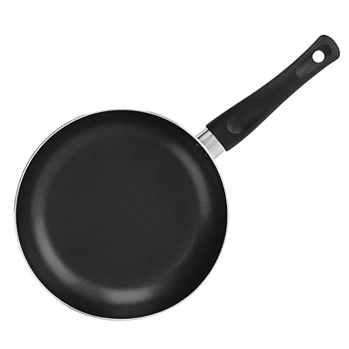 Amazon.com: COOKSMARK Nonstick Aluminum Fry Pan Set - (3 Piece, 8-Inch, 10-Inch, 12-Inch) Skillet/Omelette Pan Cookware Set, Dishwasher Safe Black: Kitchen ...