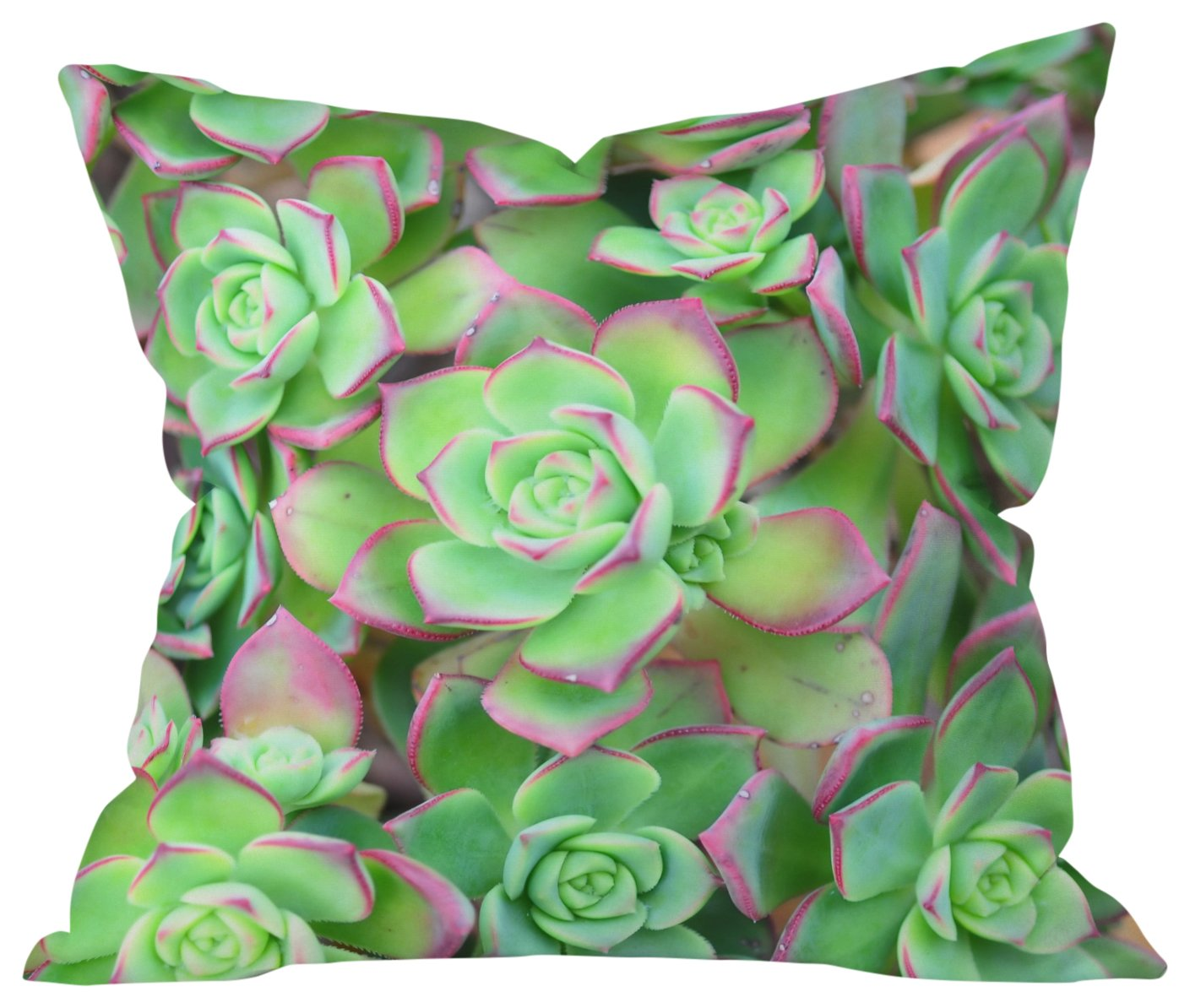 Deny Designs Lisa Argyropoulos Daffy Lattice Navy Outdoor Throw Pillow 20 x 20