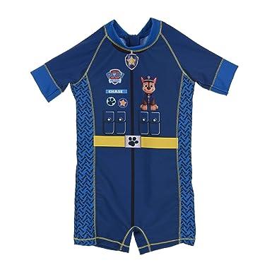7727322ad3e81 Combinaison UV Pour Enfant Maillot De Bain Pat Patrouille (2 ans, Bleu):  Amazon.fr: Vêtements et accessoires