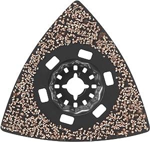 Bosch OSL350CR2 Starlock Oscillating Multi-Tool Carbide 20 Grit Delta Sanding Pad