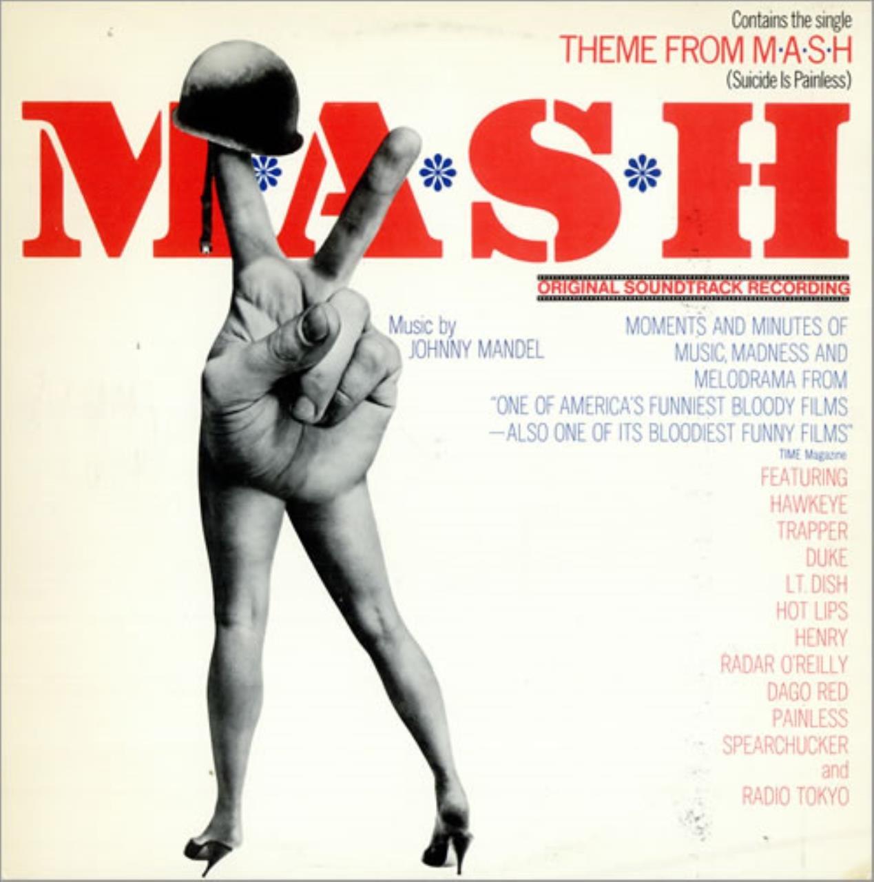 Johnny Mandel - M.A.S.H Soundtrack - Amazon.com Music