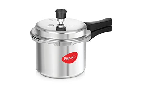 88ebfca33b4 Image Unavailable. Image not available for. Colour  Pigeon By Stovekraft  Favourite Induction Base Aluminium Pressure Cooker ...
