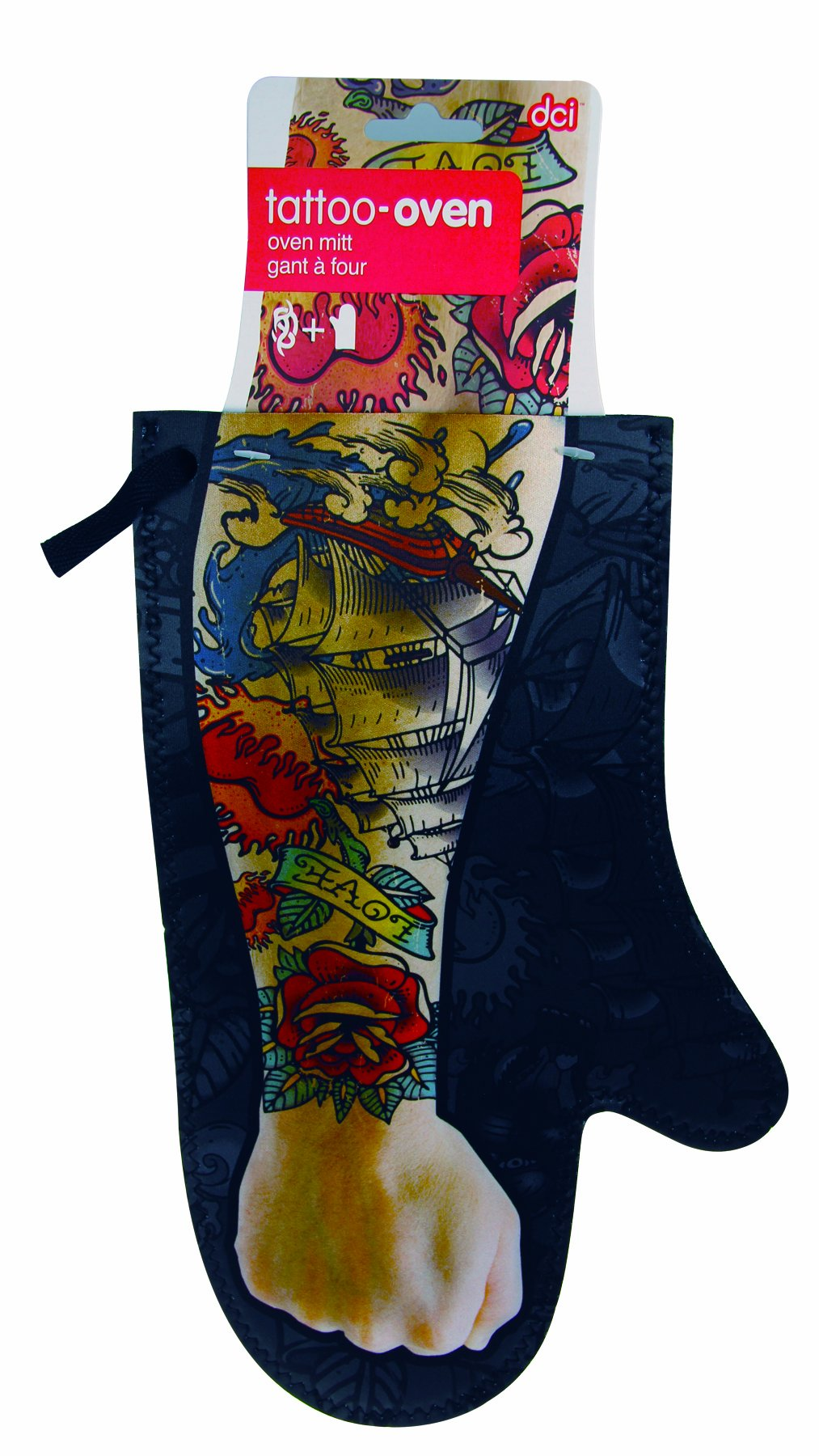DCI Tattoo Oven Mitt by DCI