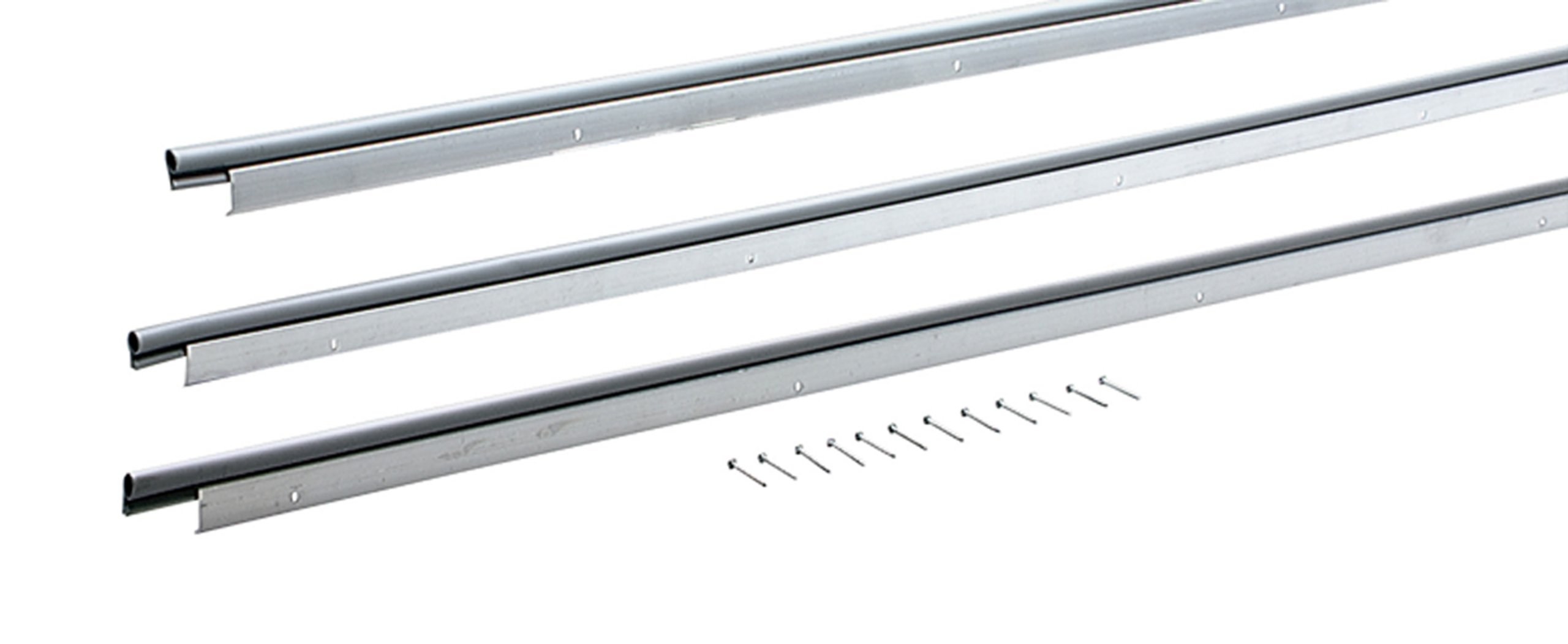 M-D Building Products 01040 36-Inch by 84-Inch Universal Door Jamb Weather-strip Kit with Nails