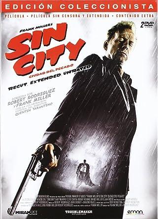 Sin City -Ed.Especial-(2dvd): Amazon.es: Varios: Cine y Series TV