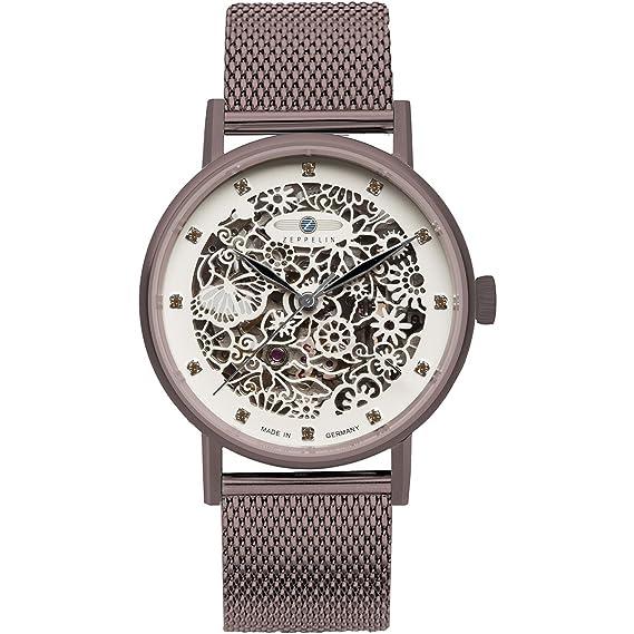 Zeppelin Reloj los Mujeres Princess of the Sky Automática 7469M-5