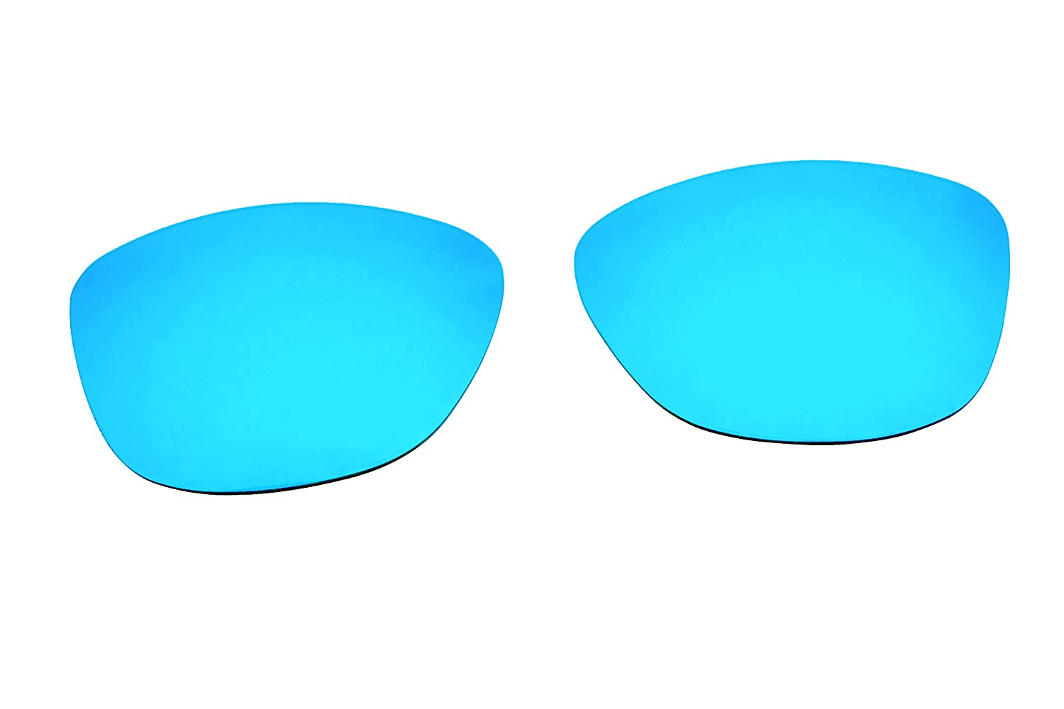 129a20ee581 Polarized Replacement Sunglasses Lenses for Oakley Frogskins with UV  Protection(Ice Blue Mirror) - - Amazon.com