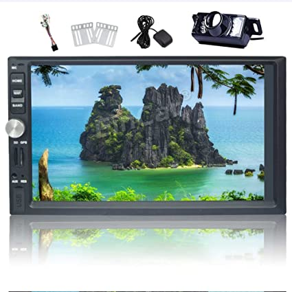 Amazon com: Eincar Double 2 Din Car Stereo MP5 Player GPS