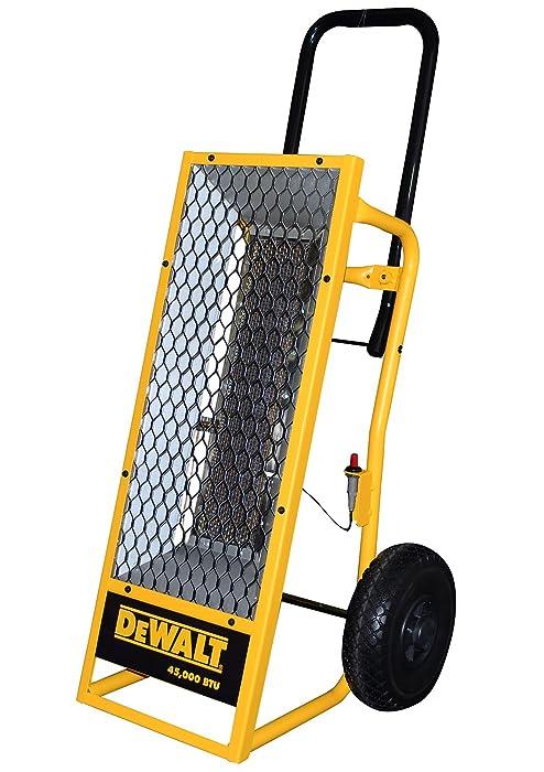 DeWalt DXH45 Radiant Propane Heater