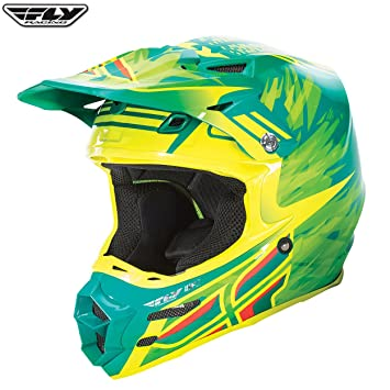 73-4087L - Fly Racing 2016 F2 Carbon Short Replica Motocross Helmet L Hi-