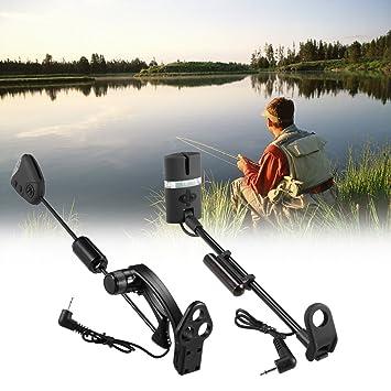 Explopur Paquete de 4 Set de Cantantes de Pesca con Alarma ...
