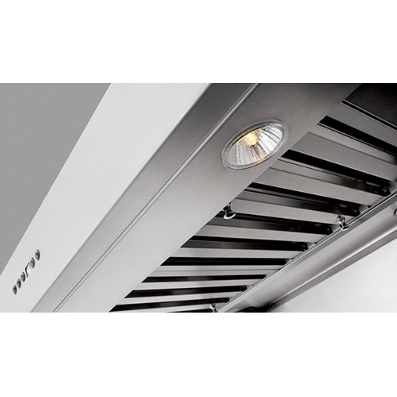 Superb Amazon.com: Zephyr AK7000BS Pro Style Under Cabinet Canopy Hood, Stainless  Steel: Appliances