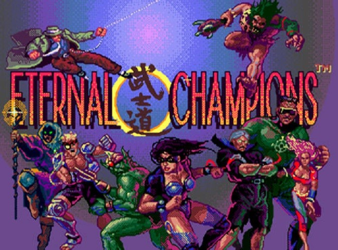 Eternal Champions [Online Game Code]