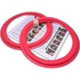 """Cerwin Vega 12"""" Speaker Foam Surround Repair Kit - 12 Inch - Fits AT12, A123, A324 Many Others"""