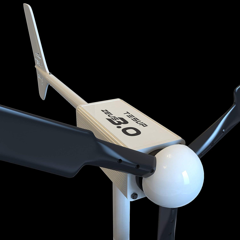 fatto in Europa TESUP Kit di turbine eoliche Zeus3.0 48 V //// ZEUS3.0-48 ZEUS3.0-CC