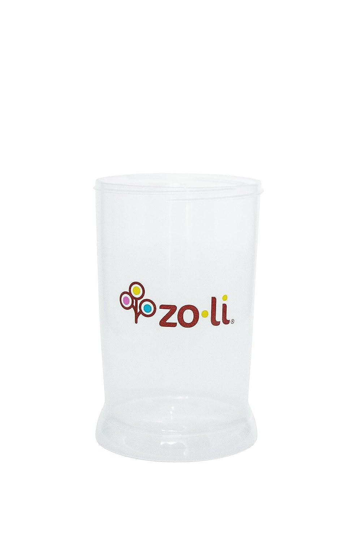 BOT BASE - 9 oz. straw sippy cup replacement base Zoli