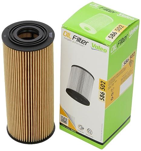 Valeo 586502 Filtro De Aceite
