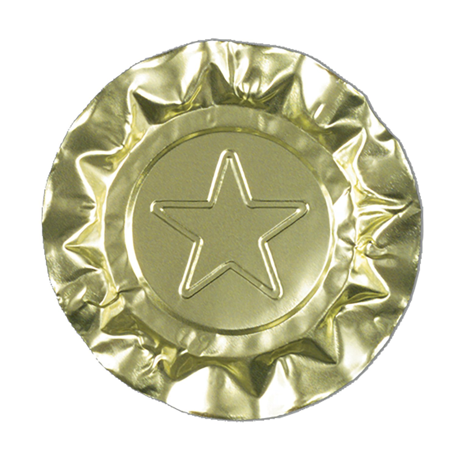 Royal Gold Star Aluminum Ashtrays, Package of 1000 by Royal