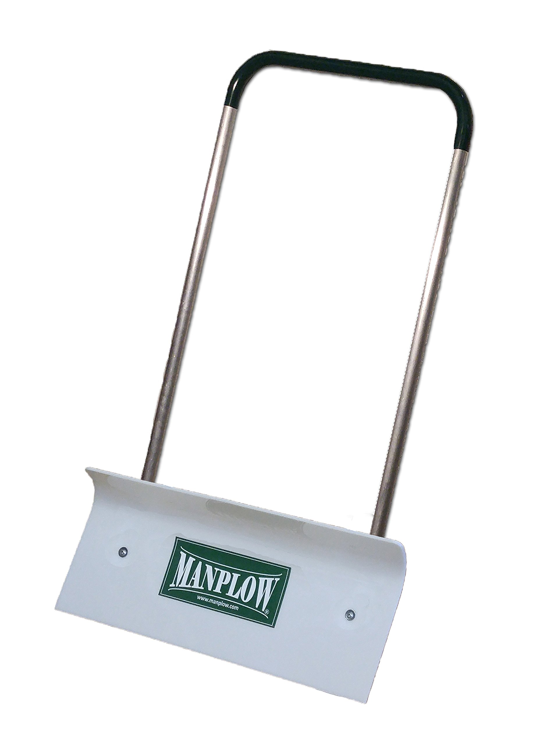 Manplow MT24-U-3PK Snow Shovel with U Handle, 24'', 3-Pack