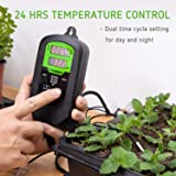 VIVOSUN Digital Heating Thermostat Temperature