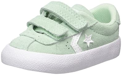56a21c30cab5 Converse Unisex Kids  Breakpoint 2v Ox Mint Foam Trainers  Amazon.co ...