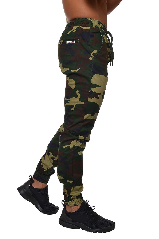 Youngla Joggers Pants For Men Chino Pantalones De Hombre Twill Pants Casual