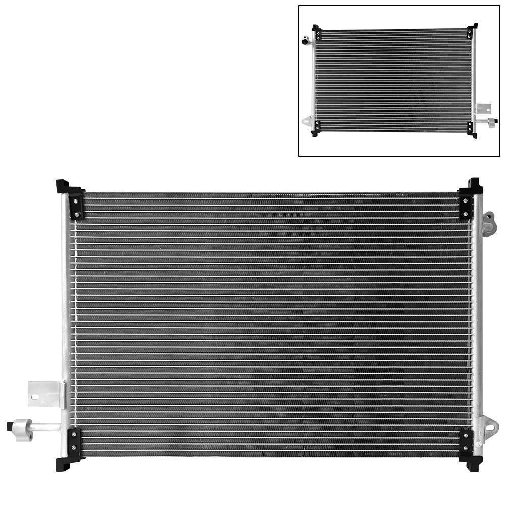 (xTune) A/C Condenser For Ford Mustang 05-09