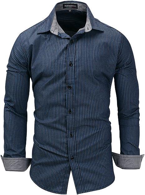 Camisa para Hombre, Winwintom Blusa Casual De Manga Top De Color SóLido Blusas Suelta Camisas De Trabajo Suave CóModo Transpirable M L XL 2XL 3XL, Camisas Hombre Manga Corta: Amazon.es: Ropa y