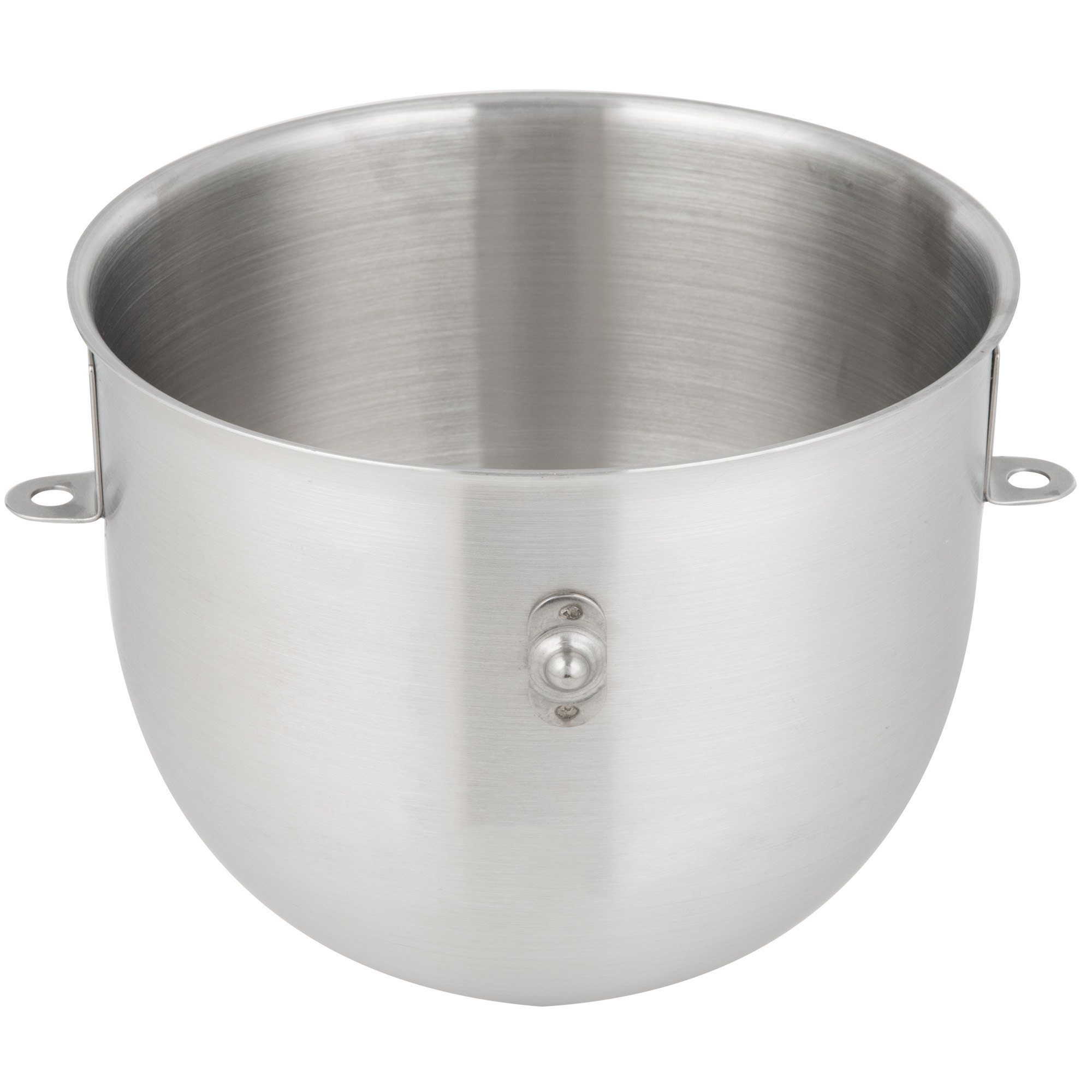 Hobart BOWL-SST005 N50 5 Qt. Stainless Steel Mixing Bowl
