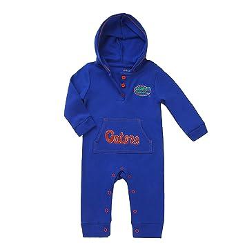 b1f6681ec Amazon.com: Fast Asleep Pjs Florida Gators Baby and Toddler Hooded ...