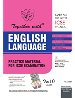 Amazon in: Buy Together with ICSE Practice Material for