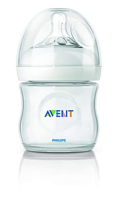 Amazon.com: Botella Philips AVENT libre de BPA polipropileno ...