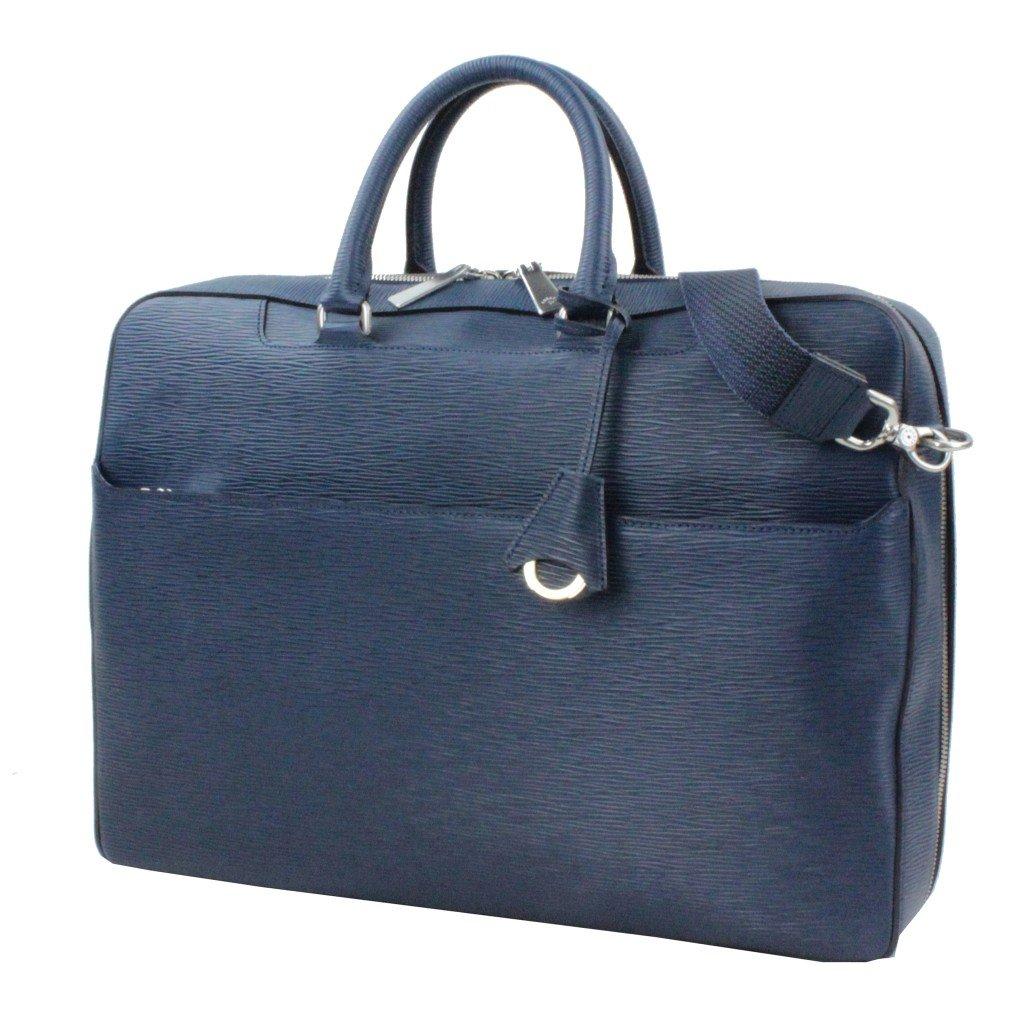 aniary アニアリ aniary-Briefcase aniary ブリーフケース ブリーフケース 16-01001 B071JNC4D8 ネイビー