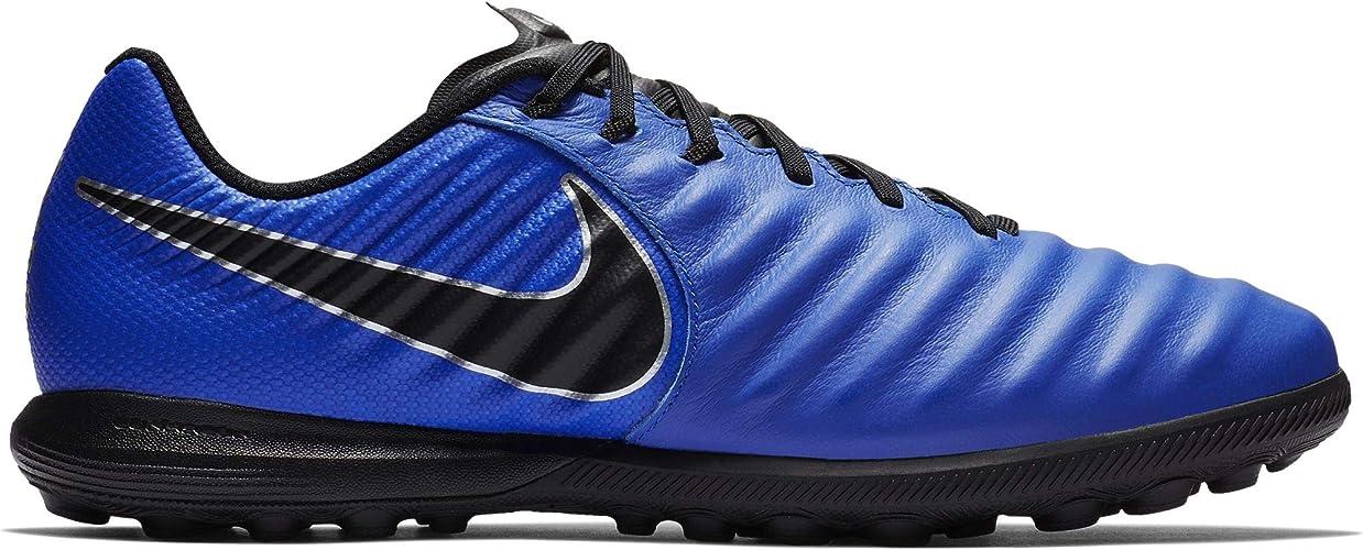 Nike Lunar Legend 7 PRO TF Mens soccer Shoes AH7249, Blu  YNi6Wr