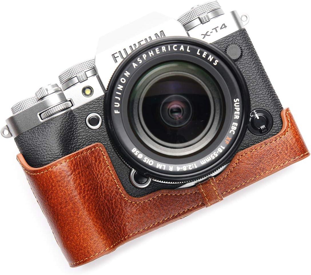 Funda para c/ámara Fujifilm Fuji X-T4 XT4 Zakao hecha a mano