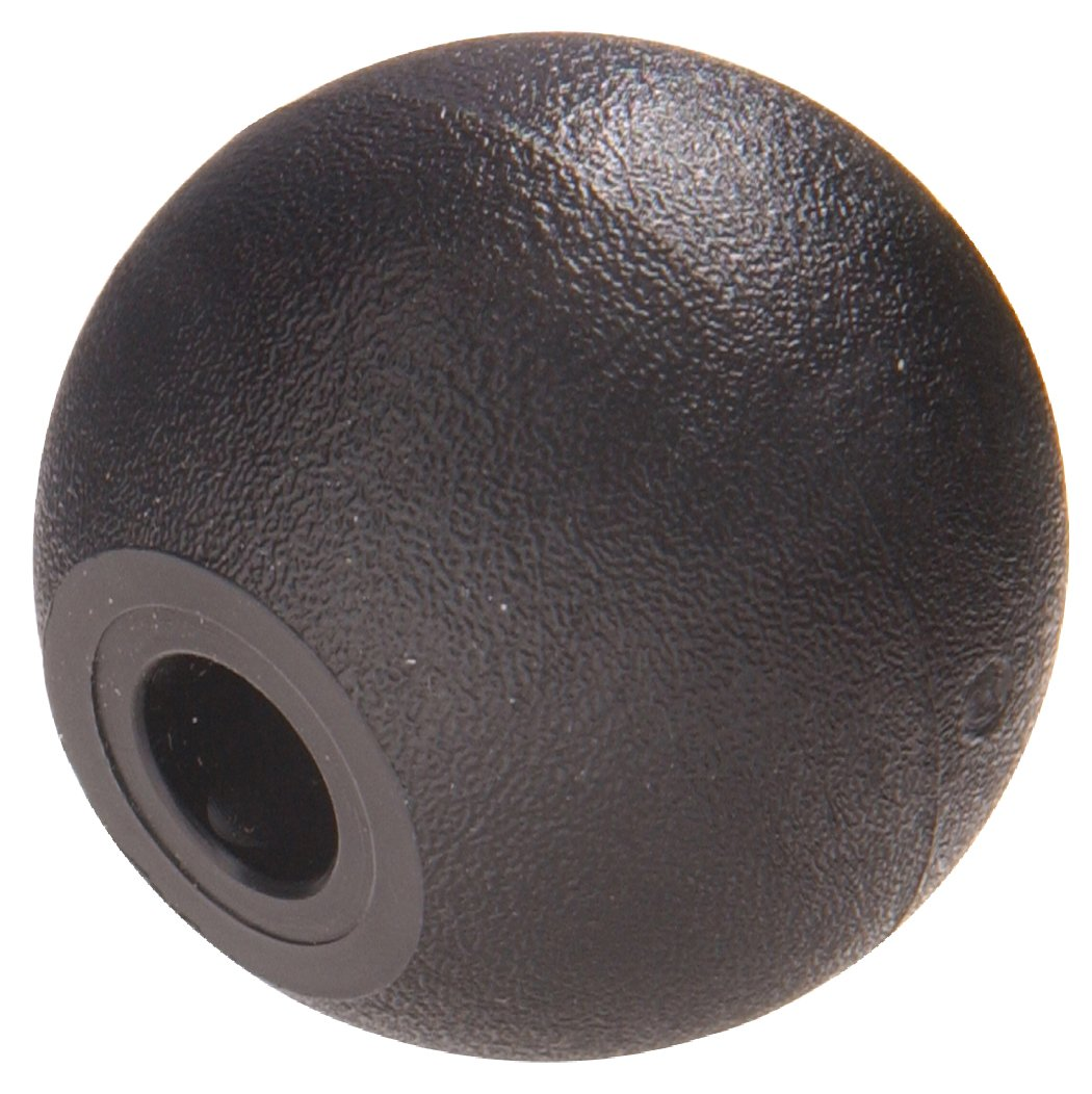 The Hillman Group 55436 Ball Knob Universal Fits 1 4 5 16 2 Pack