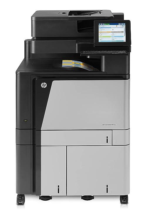 HP Laserjet M880z+ - Impresora multifunción (Laser, Color ...