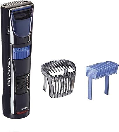 BaByliss Barbero T830E - Recortador especial barba larga ...