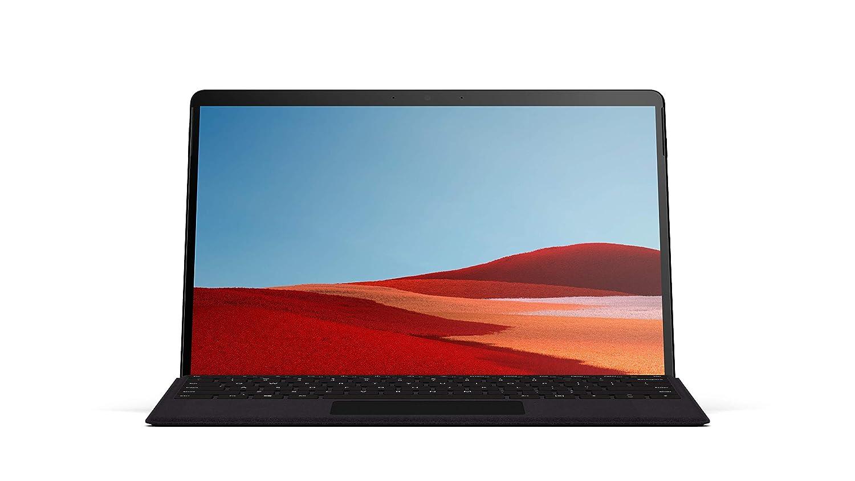 Wifi + LTE, Microsoft SQ1, 16GB RAM, 256GB SSD, Windows 10 Microsoft Surface Pro X Negro Tablet de 13